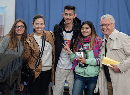 El Frente de Todos-PJ convoca a jóvenes a participar de un programa para proyectos productivos