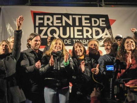 Se presentó el Frente de Izquierda Unidad con el desafío de ser tercera fuerza nacional
