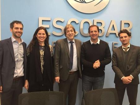 El Colegio de Abogados celebró la firma de un convenio para la creación del Polo Judicial de Escobar
