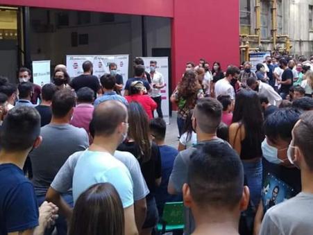 Martín Lousteau lanzó la Juventud Radical Evolución con dirigentes sub 30 de todo el país