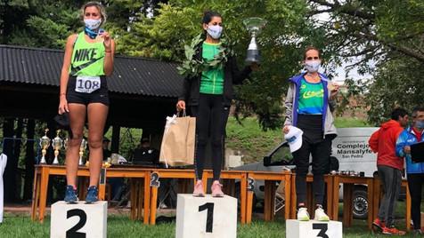 Silvana Hernández ganó la Maratón del Turista 2021
