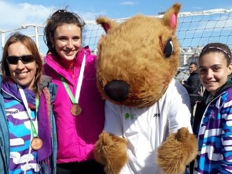 Campana terminó la final de los Juegos Bonaerenses con 18 medallas