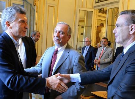 Macri confirmó fórmula presidencial con Pichetto como vice