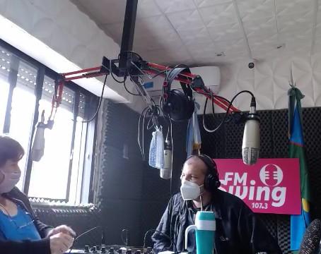 Dan detalles sobre el documental ''La Necrópolis Municipal'' en ''Tanta Trampa'', de la FM Swing