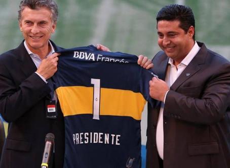 """Macri opinó del superclásico y dijo que el resultado, al igual que la elección, """"puede darse vuelta"""""""