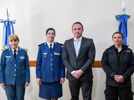Por primera vez la plana mayor del Servicio Penitenciario Bonaerense tendrá primacía de mujeres