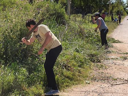 """Alejo Sarna: """"Necesitamos un Municipio cerca de las necesidades de los vecinos"""""""