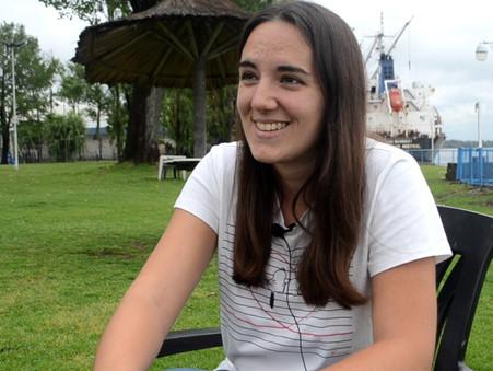 La chica de los goles: Entrevista a Sofía González