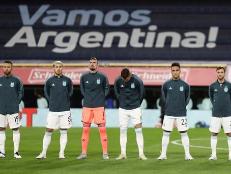 La Selección Argentina continua hoy su camino en las Eliminatorias