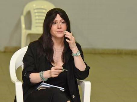 Soledad Alonso informó la ubicación de los cinco nuevos pozos de ABSA