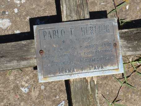 Se cumplen 19 años del asesinato de Pablo Herling
