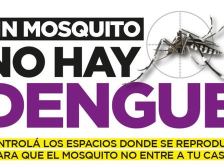 La Secretaría de Salud lanza una nueva campaña de prevención contra el dengue