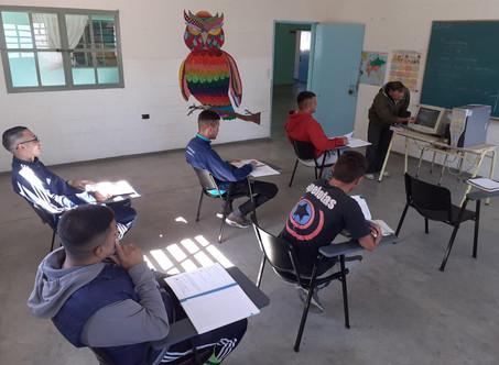 Se comenzó a aplicar el plan de continuidad pedagógica en las cárceles bonaerenses