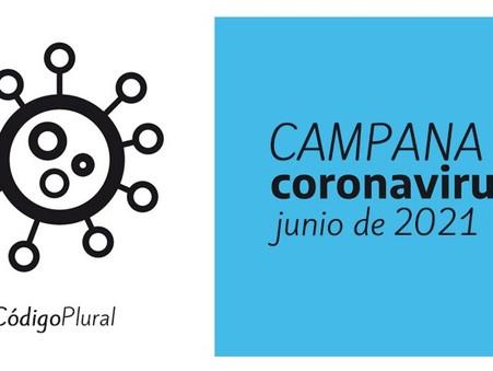 Junio terminó con 64 fallecidos por covid-19 en Campana
