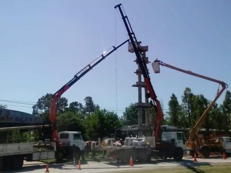 EDEN completó obras en Campana por $198 millones