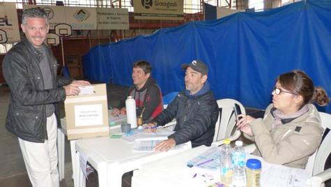 ''Identidad CNZ'', con Esteban Torchiana a la cabeza, ganó las elecciones del Club Náutico Zárate