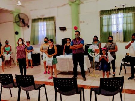 Creando Nexos entregó más de 300 kits escolares para el nivel inicial