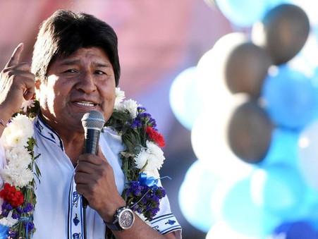 Golpe de Estado en Bolivia