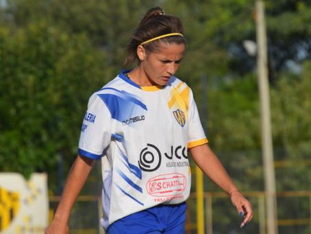 #futfem: Se lesionó Karen Ramírez, y se pierde el torneo por el ascenso