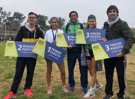 Running: Gran performance del equipo del Club Ciudad de Campana en los 10K de Tenaris
