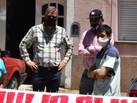 La UV Más Campana apoyó el reclamo de los trabajadores de la salud