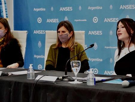 """Soledad Alonso: """"Las tareas de cuidado también son trabajo y serán reconocidas por Anses"""""""