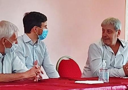 Fuerte respaldo del Ministro de la Producción bonaerense a la CGT Regional de Furlán