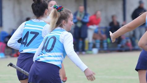 HOCKEY: la primera femenina del CBC goleó 6 a 1 a San Fernando ''D'' y terminó primera e invicta