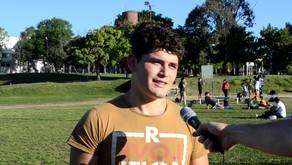 Novedades del atletismo del Club Ciudad de Campana: hablamos con Milton De Olivera