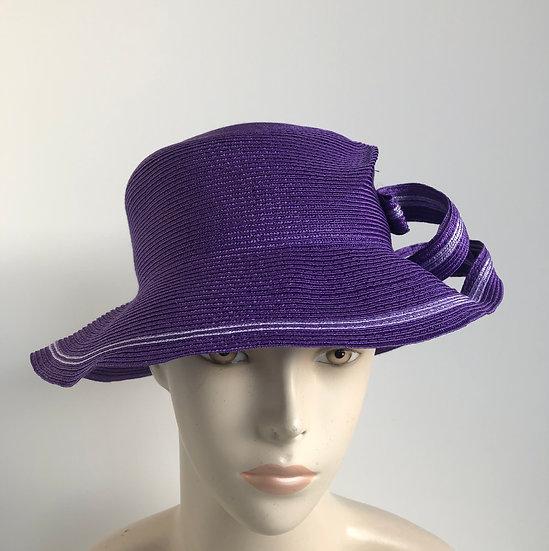 Lily Bart (purple tagline braid)