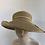 Thumbnail: Georgiana (wheat with gold & black tweeds)
