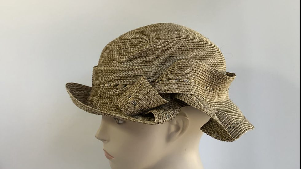 Caddy (wheat with olive tweed)
