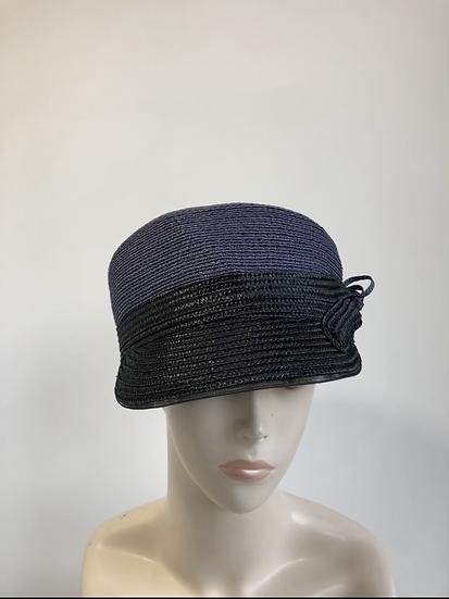 Jordan Baker (blue w/ black, blue single loops)