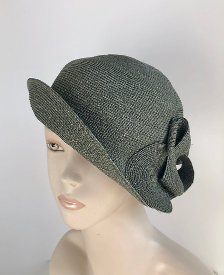 Daisy B  (olive with twist and disk)