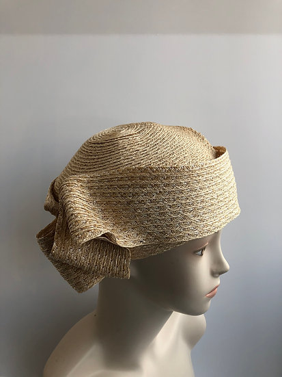 Kitty Fane (Natural/Gold Tweed)