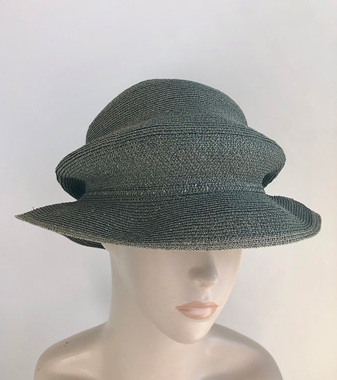 Fanny Price (olive with gray edge)