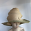 Thumbnail: Tiered Top Hat  (hemp with olive)