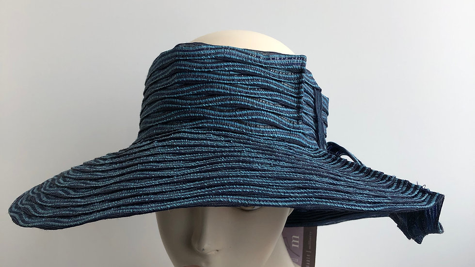 Crownless (Navy and Light Blue)