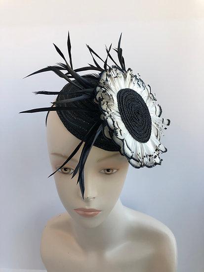 Flora    black & white