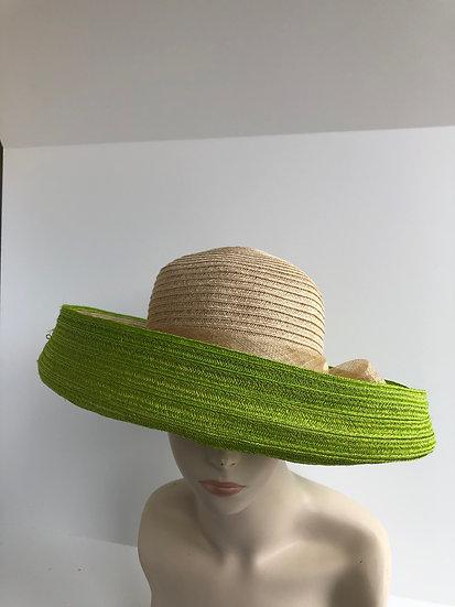 Cosette   (lime/natural hemp)