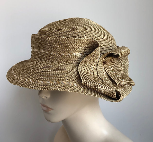 Caddy  (wheat with gold tweed)