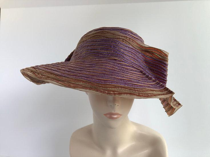 Gudrun  (lavender/taupe, narrow back)
