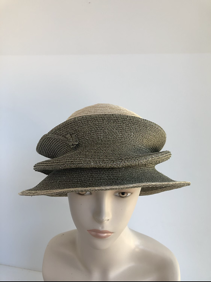 Molly Bloom   (olive/taupe tweed)