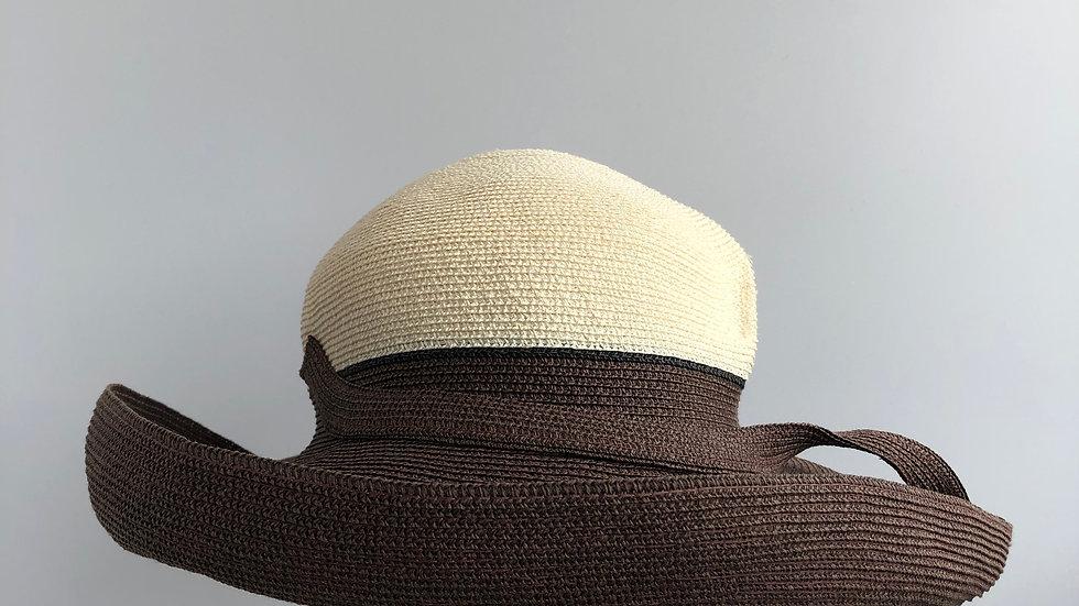 Lily Bart  (twist, cream/brown 2 tone)
