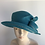 Thumbnail: Lily Bart  (turquoise with wide twist)