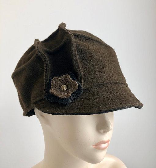 Jordan Baker cap (medium brown)