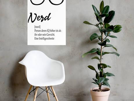 Nerd (Poster)