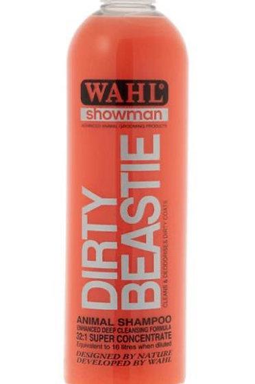 Shampoo -Wahl Dirty Beastie