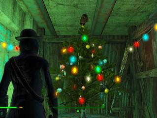 Who says Fallout 4 isn't festive?