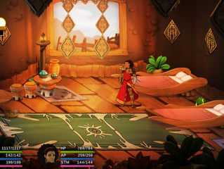 Out of Africa: Aurion = the first African RPG